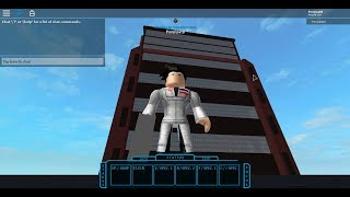 Roblox ro ghoul new map! new building!