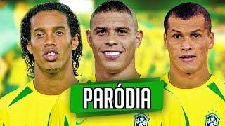 Baixar ♫ BRASIL CAMPEÃO DA COPA DO MUNDO DE 2002   RONALDINHO   RONALDO   RIVALDO ‹ RALPH +10 ›