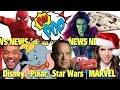 News : Disney, Pixar, Star Wars, Marvel | DIS POP | 01/13/17