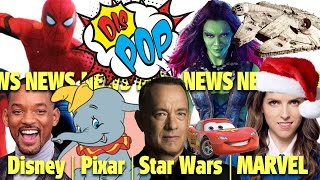 News : Disney, Pixar, Star Wars, Marvel | DIS...