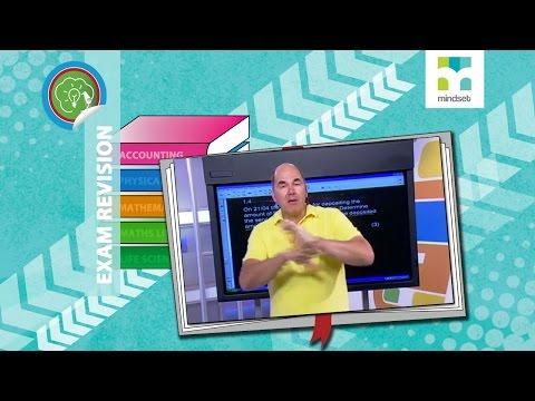 Grade 12 Maths Literacy Paper 1 Questions (Live)