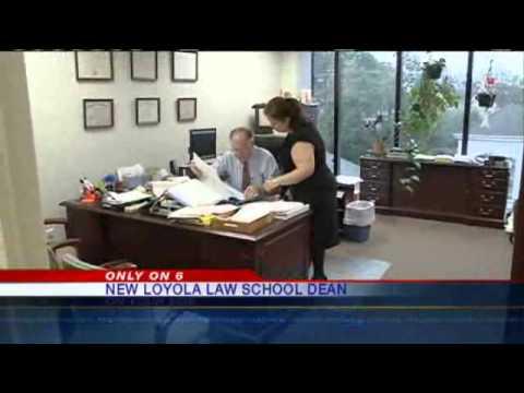 New Dean of Loyola Law School Makes History