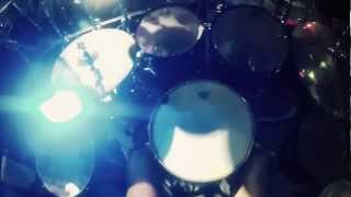 Download Overtures - Daemons live @ The Groove Factory Studio (Andrea Cum GoPro Drum Cam) MP3 song and Music Video