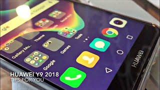 Huawei y9 tips and tricks // huawei y9 2018 // best mobile under 15000