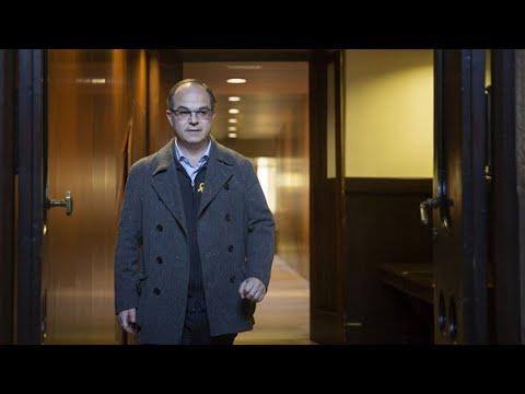 القضاء الاسباني يوقف المرشح الوحيد لرئاسة اقليم كاتالونيا  - نشر قبل 4 ساعة