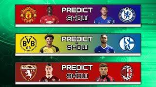 Where Do Man Utd & Chelsea Go From Here..??? (Predict Show)