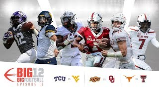 Big 12 Big Football - Week 11