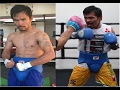 Manny Pacquiao 4 hour training video 2017