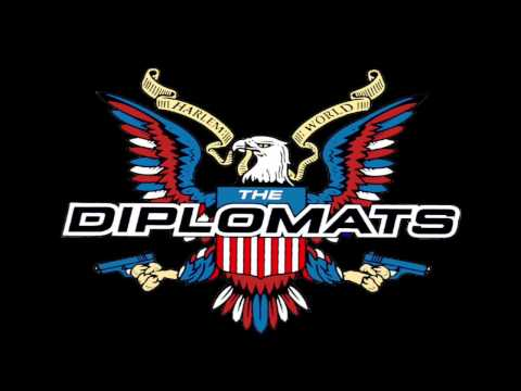 The Diplomats - S.A.N.T.A.N.A. (Instrumental)