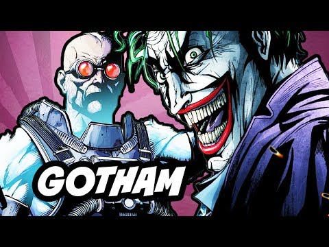 Gotham TV Series Episode 1 and Batman Villains Explained