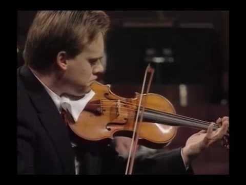 Mozart: Violin Concerto in G K216 1st mvt