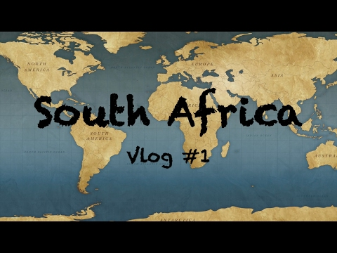 South Africa Vlog 1 - Off To A Wimpy Start