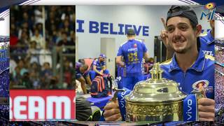 Retained & Released Players | Mumbai Indians - 2019