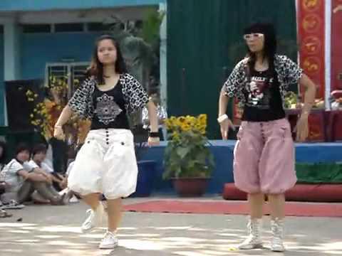 Nhảy hiện đại cực nét