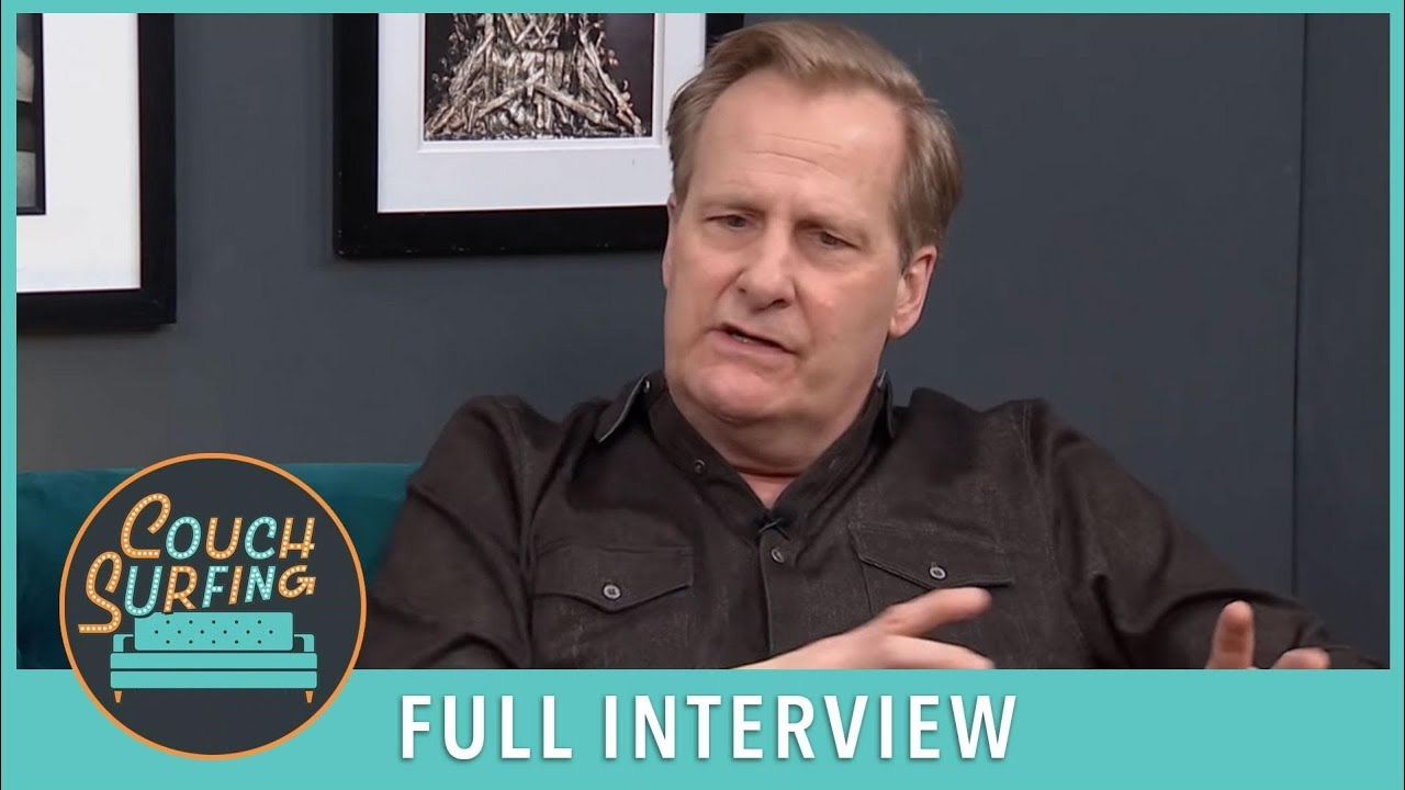 Jeff Daniels Reminisces On 'Dumb And Dumber,' 'The Newsroom' & More (FULL)