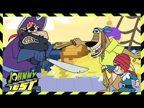 Johnny Test | Hoist the Johnny Roger // Johnny's Turbo Toy Force