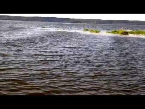 Галичское Озеро. Устье