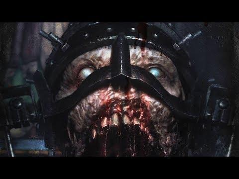 Call of Duty World War 2 WW2 ZOMBIES Trailer (COD WWII)