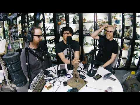 Hamilton and The Three Body Problem SPOILERCAST! - Still Untitled: The Adam Savage Project - 3/01/16