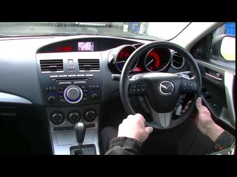 2011 mazda 3 bl series 2 sp25 review b4556 youtube. Black Bedroom Furniture Sets. Home Design Ideas