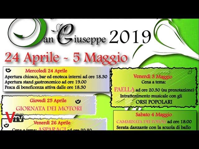 Intervista - Sagra Parrocchiale di San Giuseppe 2019