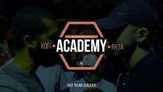 Kofi Vs Ryza | Academy18 | Rap Battle