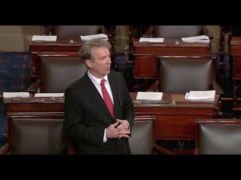 Dr. Rand Paul Holds Both Parties Accountable for Deserting Fiscal Responsibility - Feb. 9, 2018