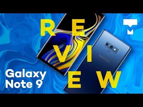 Samsung Galaxy Note 9: Review/Análise - TecMundo