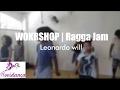 Workshop ragga jam com leonardo will espaço de dança moviment art mp3
