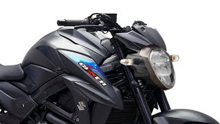 AT LAST! New Naked Suzuki GIXXER 250 ABS