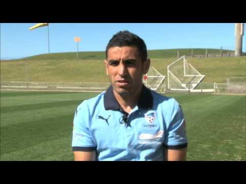 5 Things With Ali Abbas   Player Interviews   Sydney FC