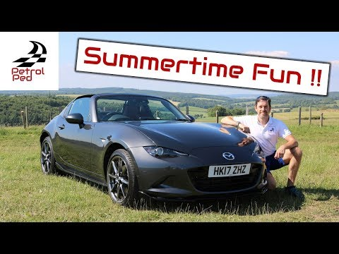Is the Mazda MX5 RF the perfect sports car ?!