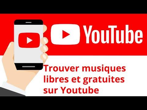 YouTube : Où trouver des musiques gratuites et libres de droit ?