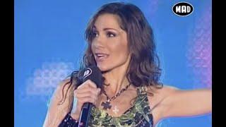 Δέσποινα Βανδή - Η Γη και η Σελήνη (Mad Video Music Awards 2008)