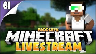 Kaoshkraft Season 2 - Minecraft Livestream #61 - Part 1