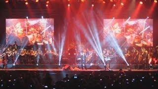 Scorpions с симфоническим оркестром. Дворец Спорта - Самара 30.03.2014г