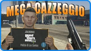 GTA 5 Online PS4 : Prima Rapina & Primo Tattoo !