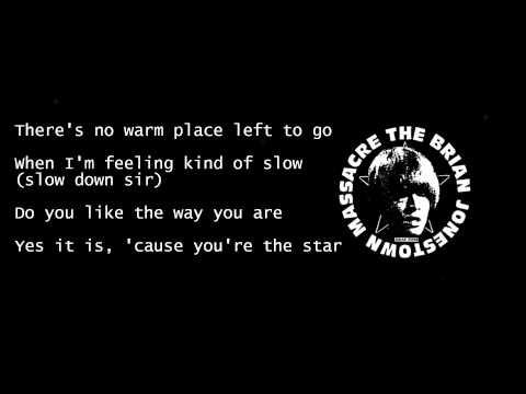 (David Bowie I Love You) Since I Was Six - The Brian Jonestown Massacre