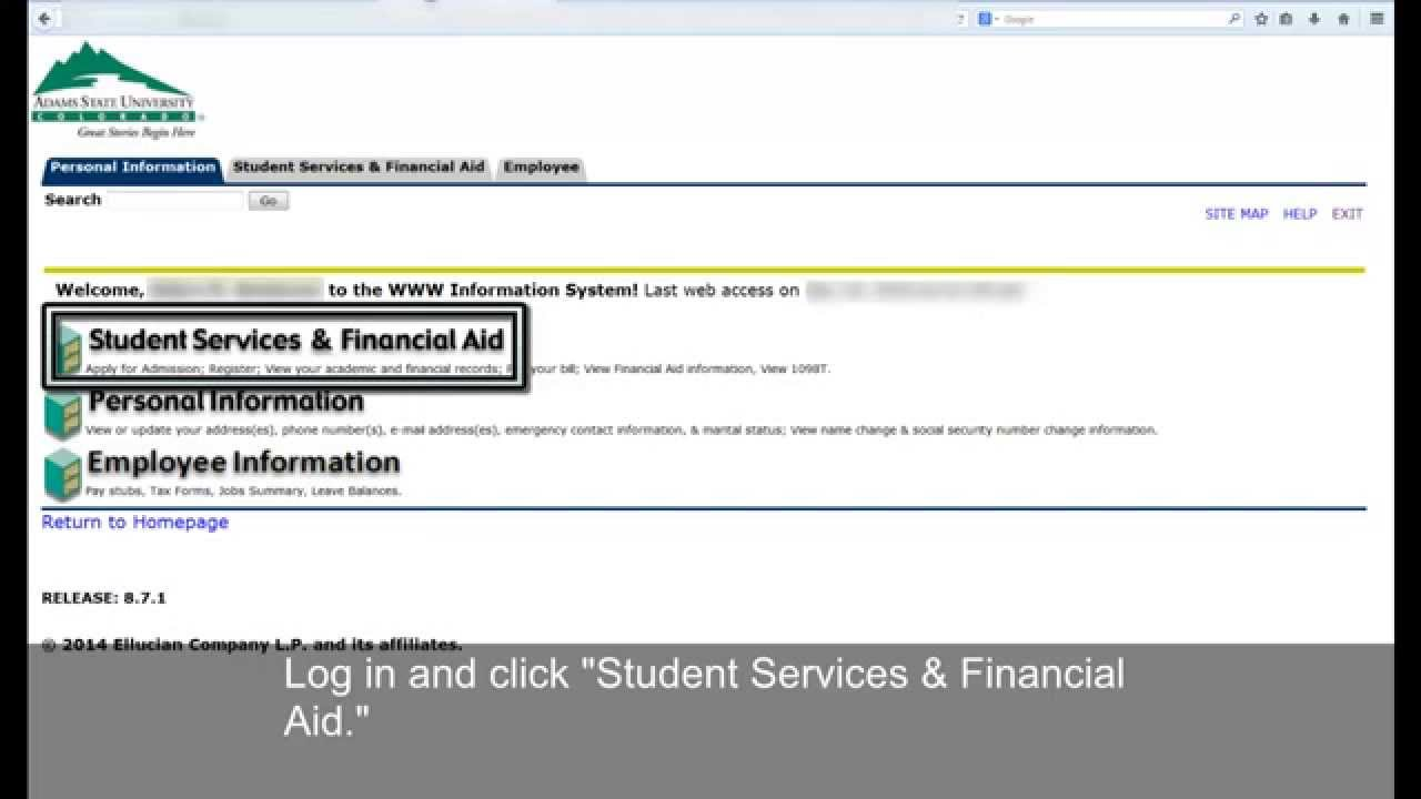 Asu Financial Aid >> Accepting Financial Aid Asu