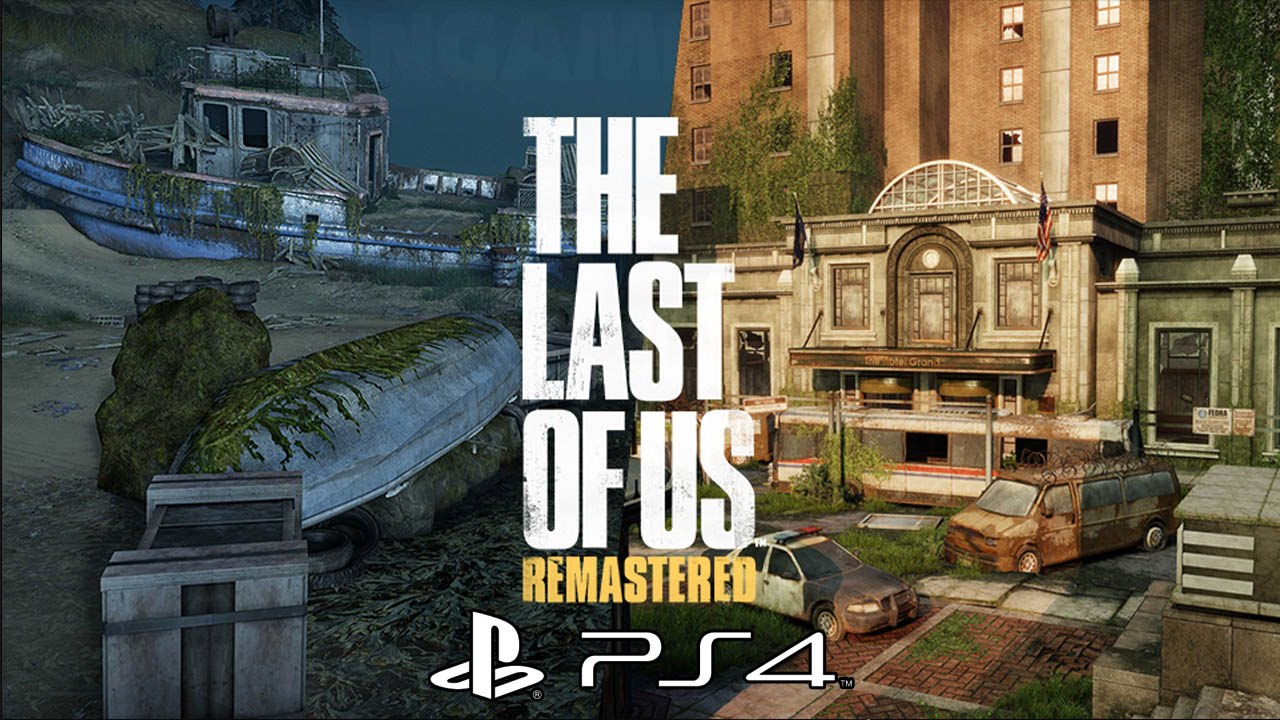 Last Of Us Map Pack The Last of Us Remastered (PS4)   Treacherous Territories FREE DLC