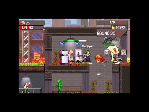 Zombie Kill of the Week : LVL 80 crazy WWZ game