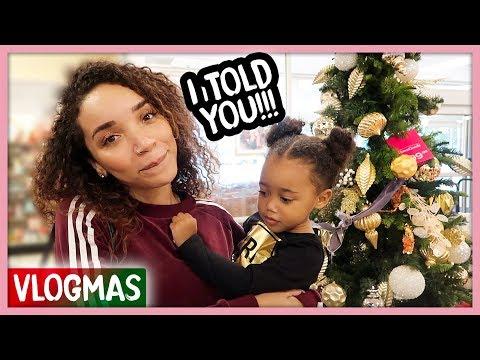 I Won a $100 Bet Over a Christmas Tree! | Vlogmas Ep. 1