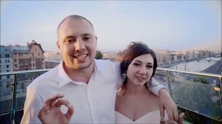 Отзыв! Свадьба! Ведущие-близнецы!