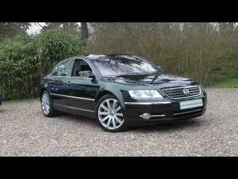 volkswagen phaeton 3 0 v6 tdi cr dpf 4motion youtube. Black Bedroom Furniture Sets. Home Design Ideas
