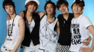 SS501-The One(Lyrics +english lyrics)