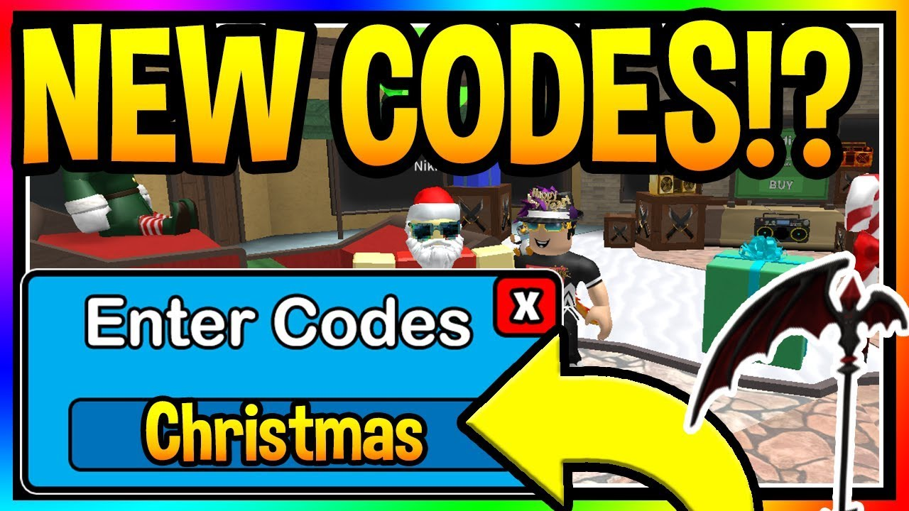 MURDER MYSTERY 2 CODES!? Roblox - YouTube