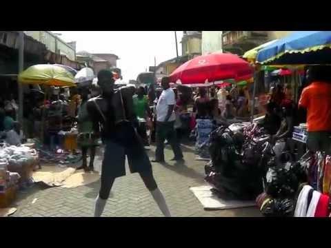 Afrinique in Ghana: Makola fun
