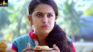 Uyyala Jampala Movie Avika Gor Comedy with Raj Tarun | Latest Telugu Movie Scenes | Sri Balaji Video
