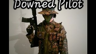 Mercer Airsoft Center 2016 Spring Free Game: Part 3 Downed Pilot - Xcalibur