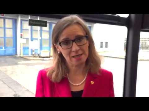 Sigrid Evelyn Nikutta: Neue Busse